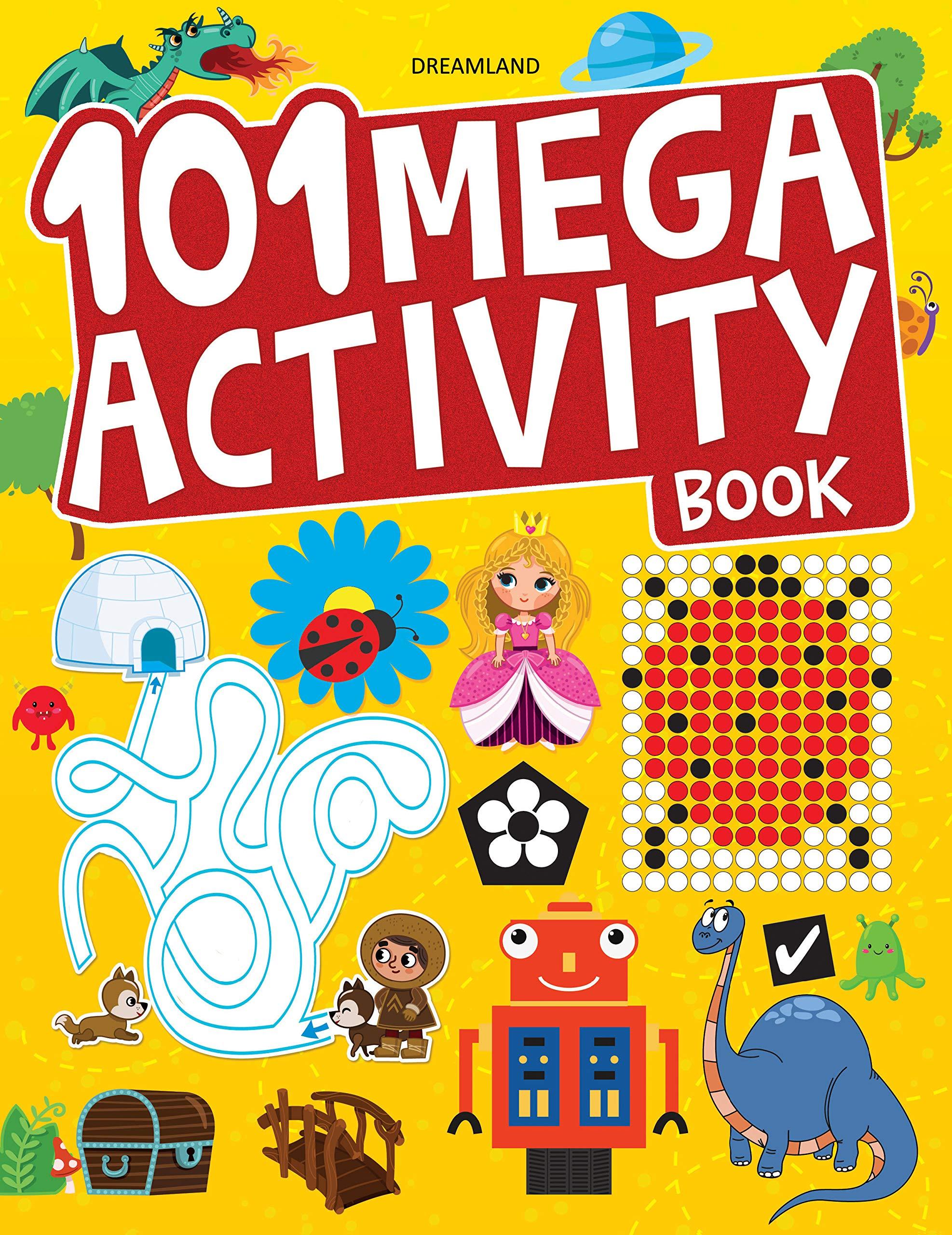 101 Mega Activity Book