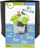 Smart Pots PondFlexible Aquatic Plant Container for Water Gardening,2 gallon