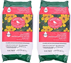 Perky-Pet 244Sfb 2 lb Red Instant Nectar - 2 Pack