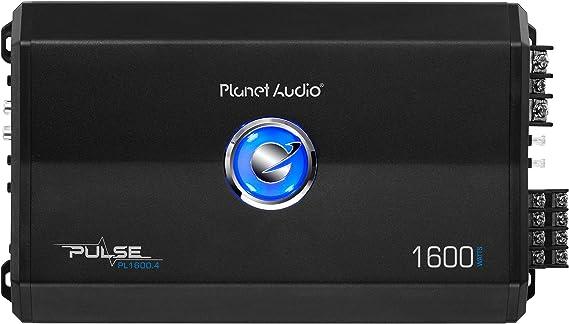 Planet Audio PL1600.4 4 Channel Car Amplifier - 1600 Watts