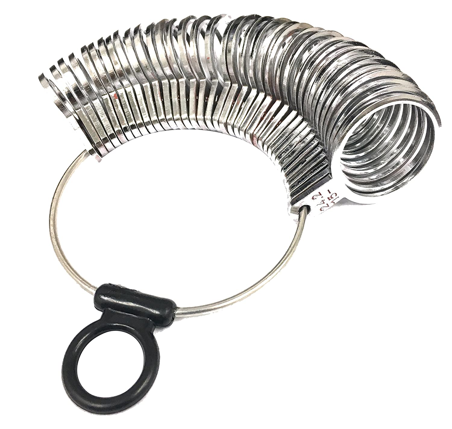 Ring Sizer - 36 Piece Accurate Metal Ring Sizer Jewelers Toy Store JTS