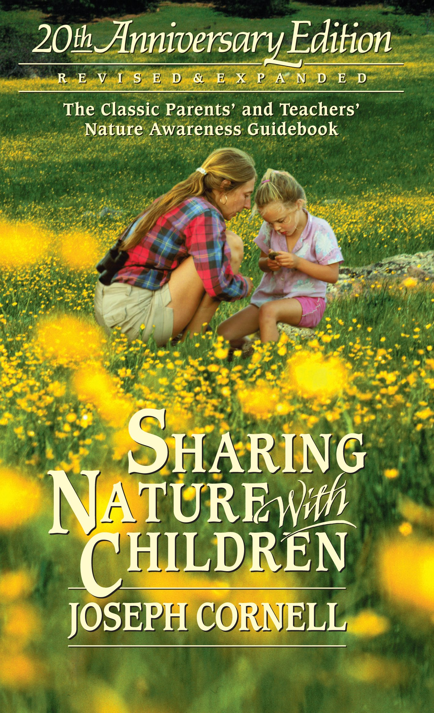 Sharing Nature with Children-Let The Kid Guide
