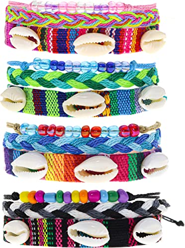 Girls Elastic Sequin Circle Bracelet Wristband