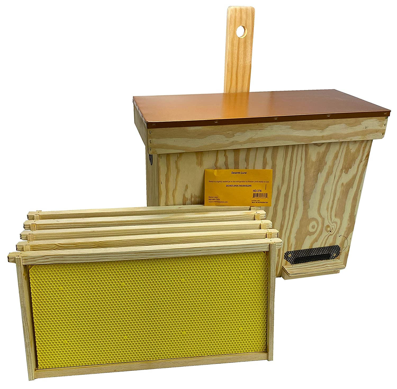 The Interceptor – Honey Bee Swarm Trap – Complete Kit