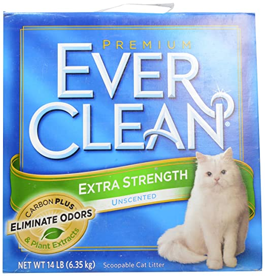 Ever Clean Extra Strong Unscented Cat Litter