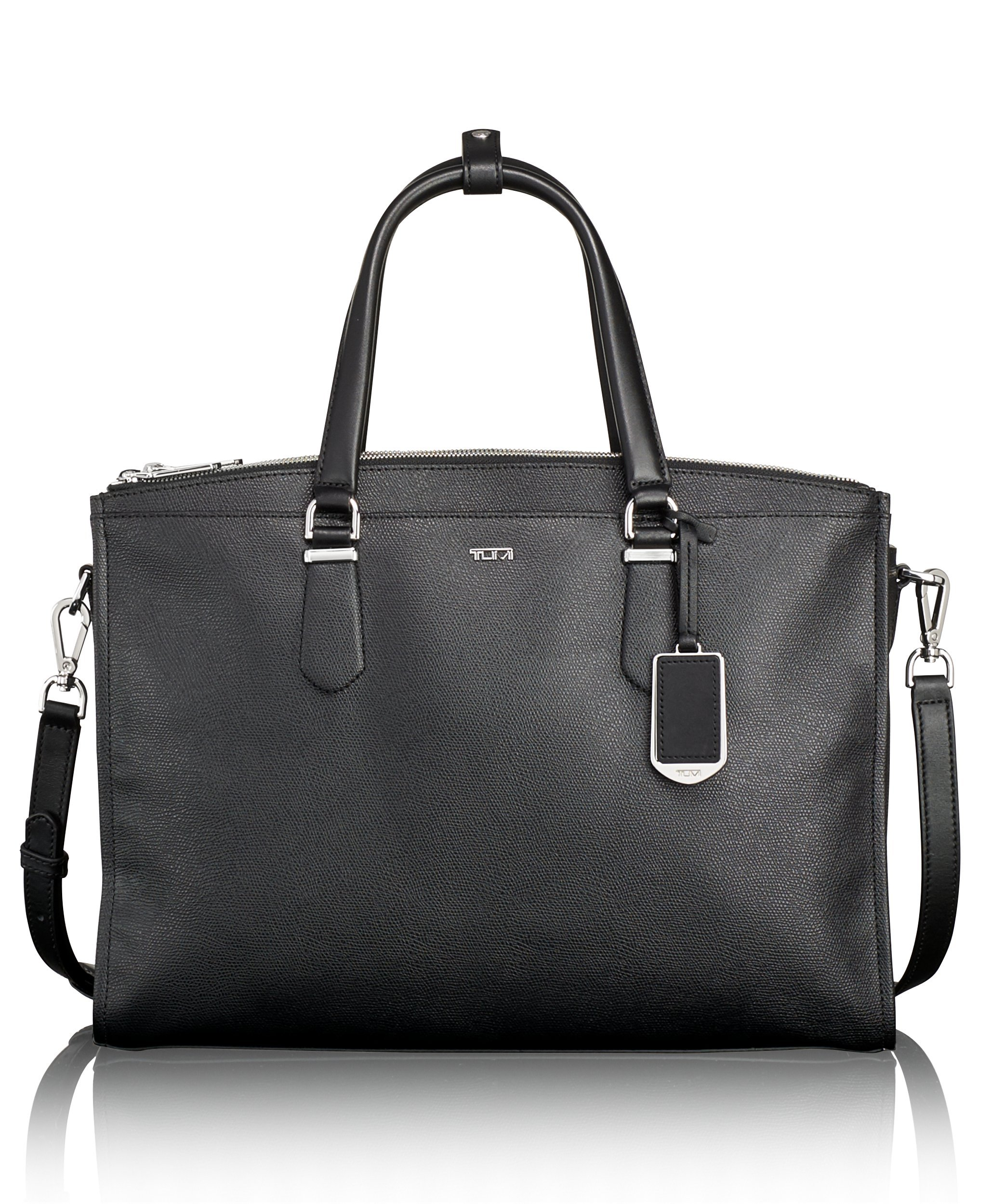Tumi Sinclair Emma Business Brief, Black by Tumi