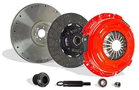 Kit de embrague y volante etapa 1 para Chevy S10 Jimmy sierra Blazer GMC 4.3L