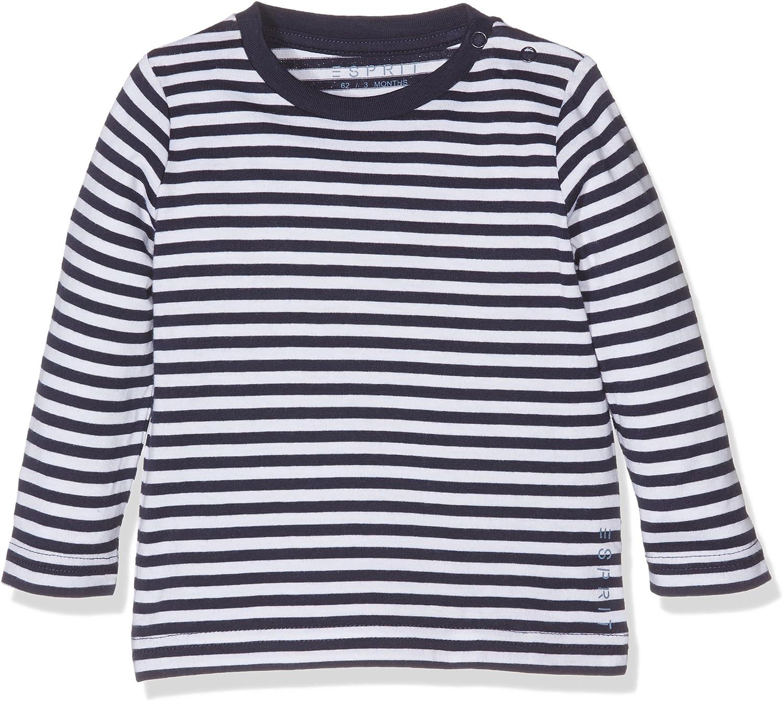 Size:74 Blue Navy ESPRIT KIDS Baby Boys Eric T-Shirt 6-9 Months