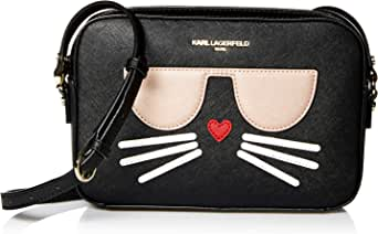 Karl Lagerfeld Paris Maybelle Camera Crossbody