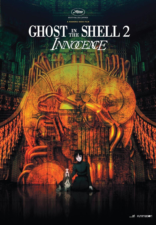 Ghost In The Shell 2: Innocence Edizione: Stati Uniti Italia DVD: Amazon.es: Cine y Series TV