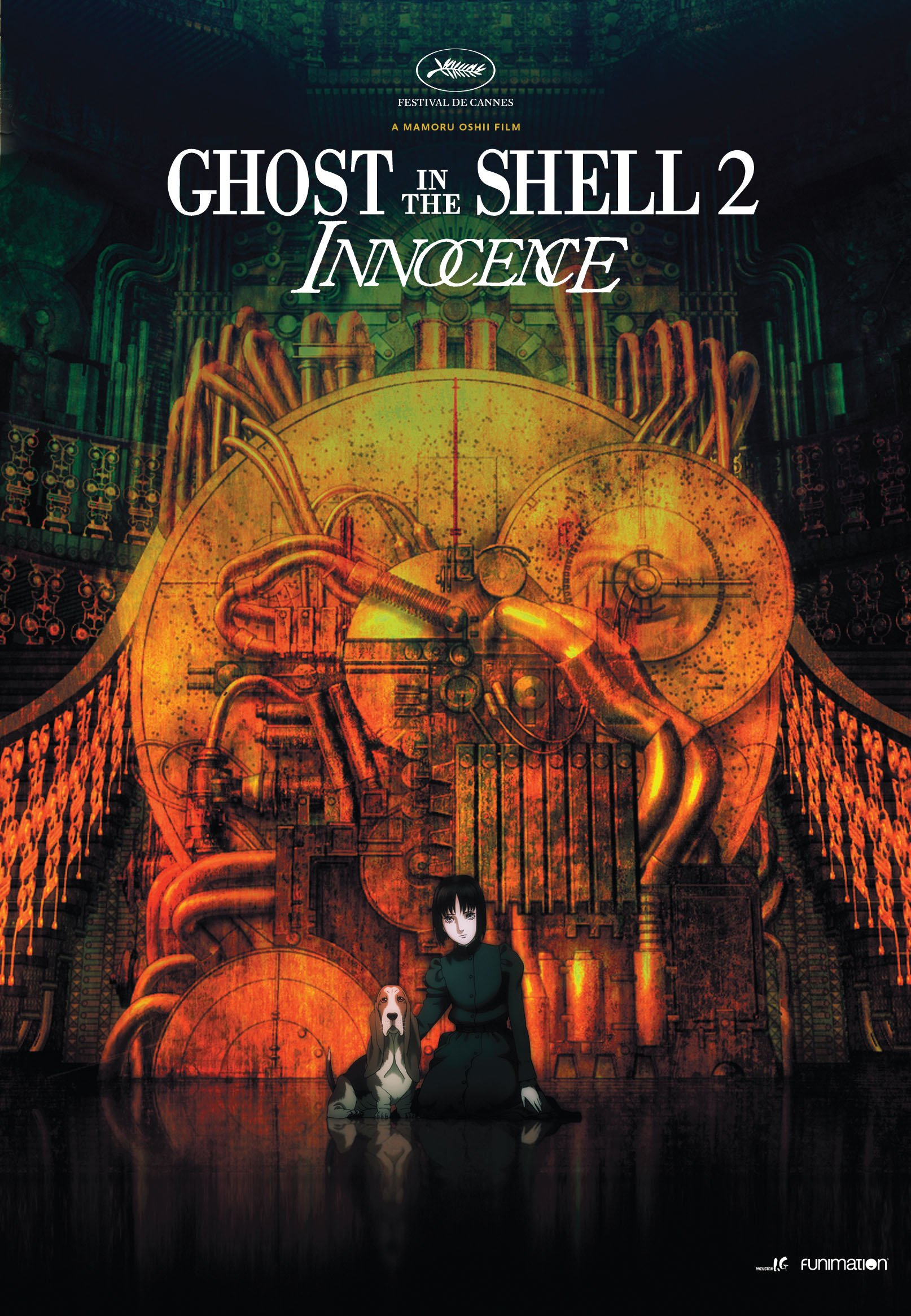 DVD : Ghost In The Shell 2: Innocence (DVD)