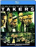 Takers [Blu-ray]