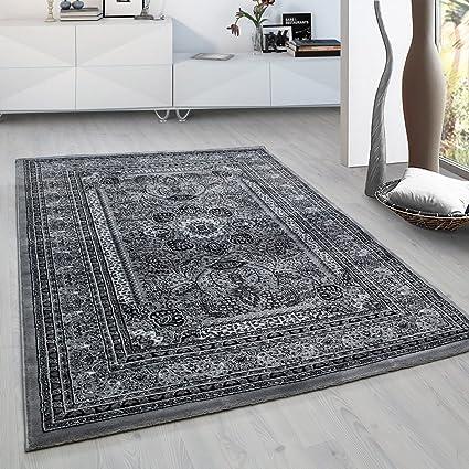 Kadimadesign Tapis Oriental Marrakech 0207 Gris 300 X 400 Cm