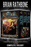 The Balance of Power: Epic Fantasy with Dragons (The World of Godsland Bundle Series Book 2)