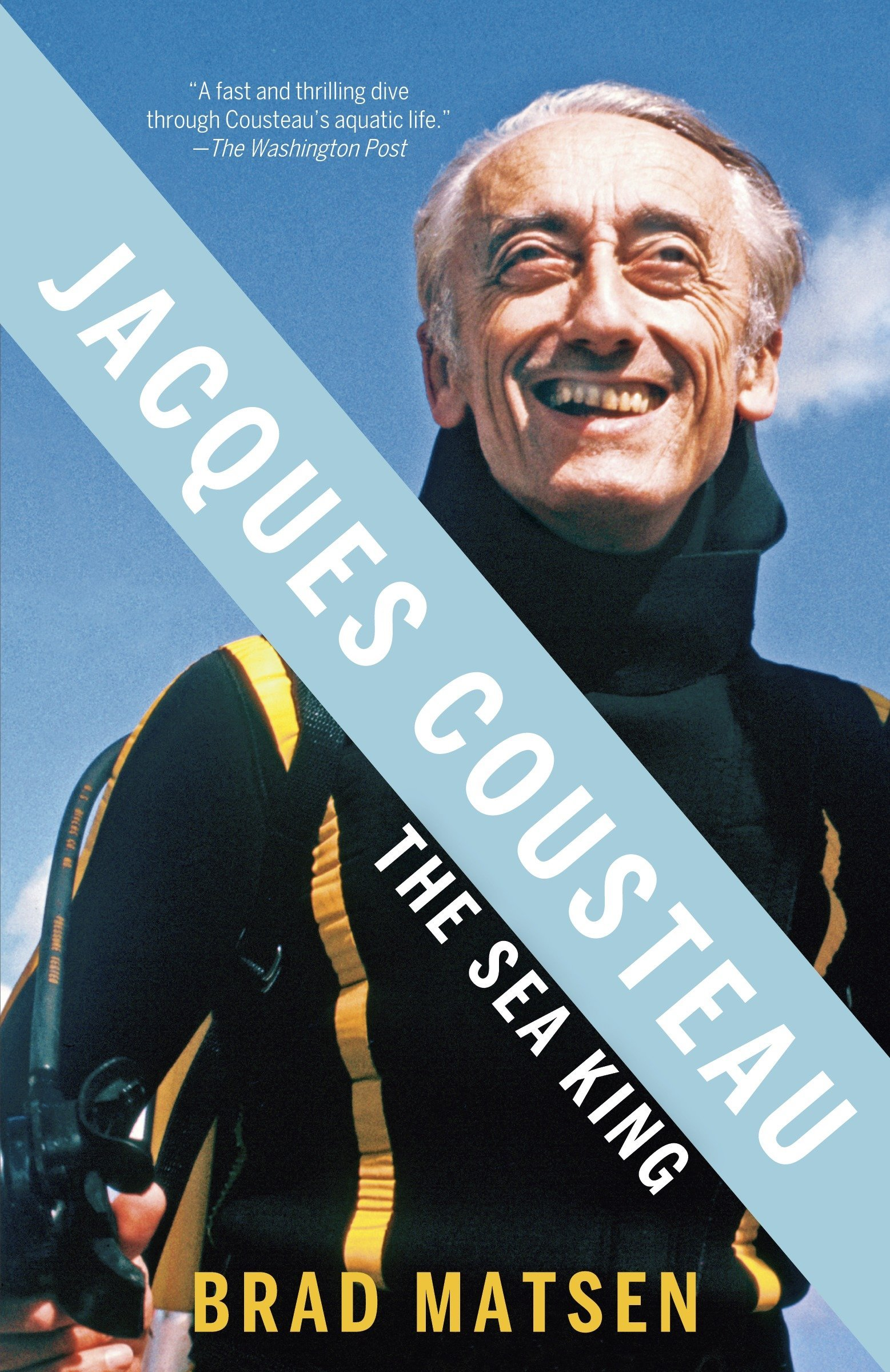 Jacques-Yves Cousteau: so comes sea glory 1