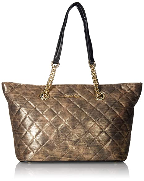 Amazon.com: Calvin Klein FLORENCE Nylon Cadena de Novelty ...