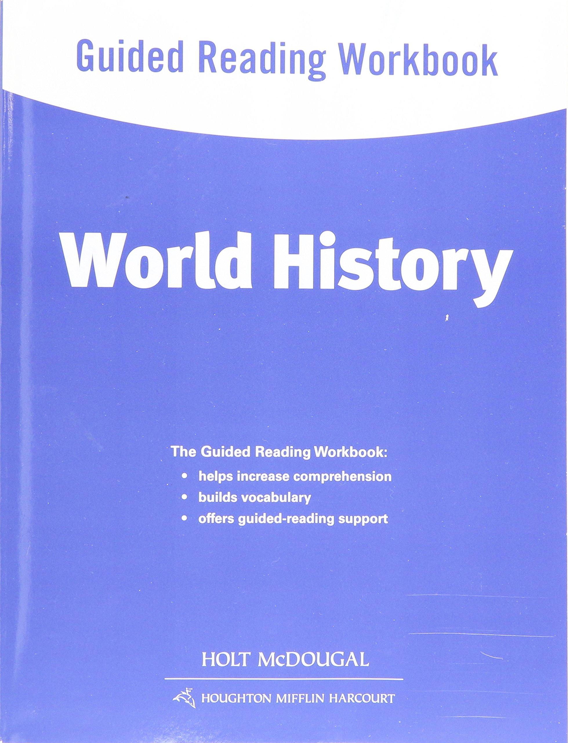 Download World History: Guided Reading Workbook Survey pdf epub