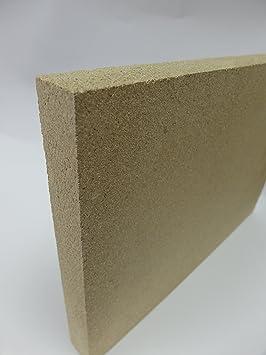 Planchas 2 cm vermiculita y paleta de reemplazo y paleta de piedra: Amazon.es: Bricolaje y herramientas