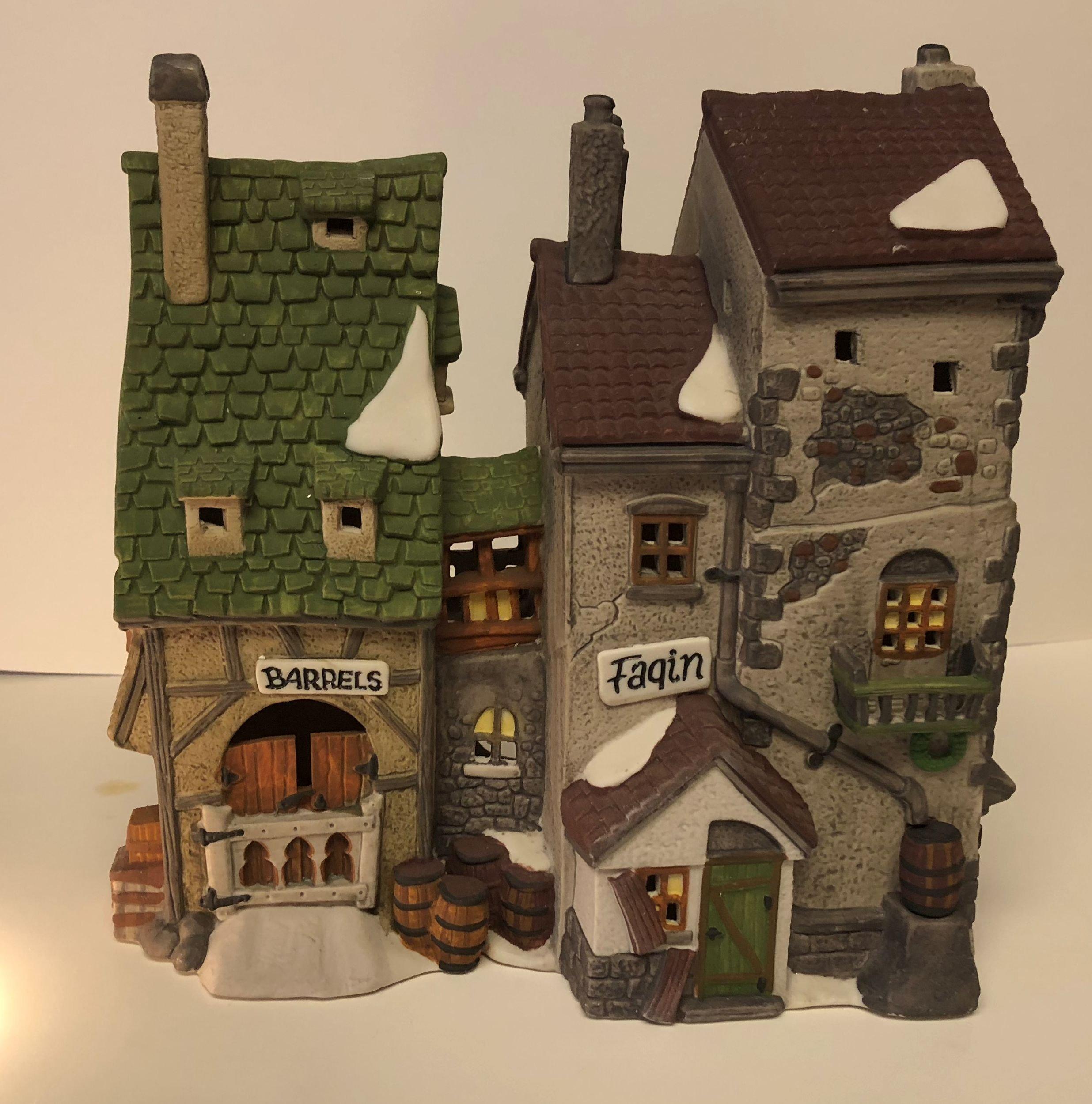 Dept 56 Dickens Village **Fagin's Hide-A-Way** 55522