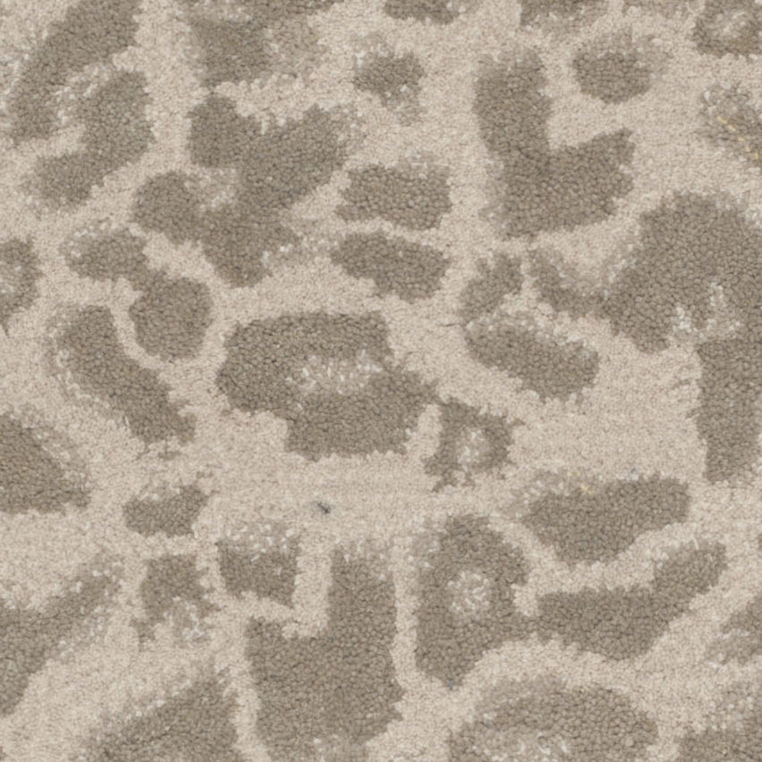 Safavieh Martha Stewart Collection MSR3621D Premium Wool and Viscose Sharkey Grey Runner Rug (2'6'' x 4'3'') by Safavieh (Image #3)