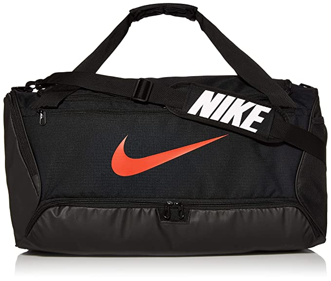 Amazon.com: Nike Brasilia - Bolsa de deporte para hombre y ...