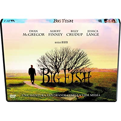 Big Fish - Edición Horizontal [DVD]