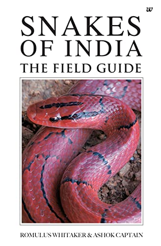 Snakes of India: The Field Guide