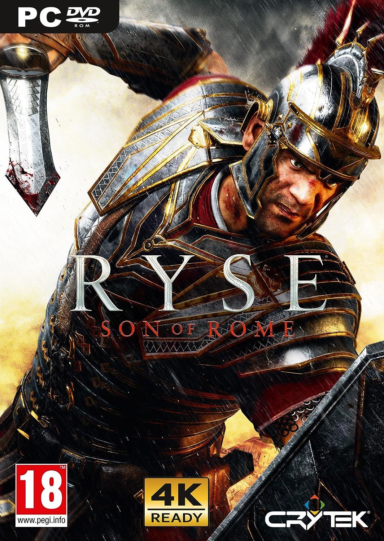 Ryse: Son of Rome (PC CD) [Importación Inglesa]: Amazon.es: Videojuegos