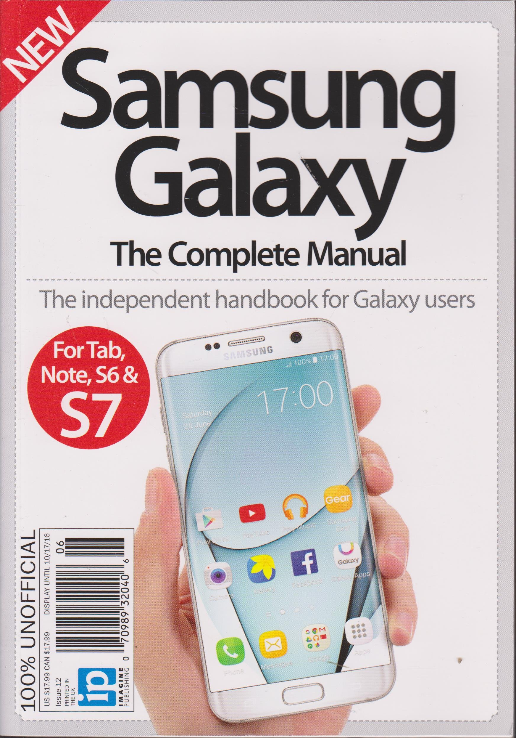 Samsung Galaxy The Complete Manual Issue 12 ebook