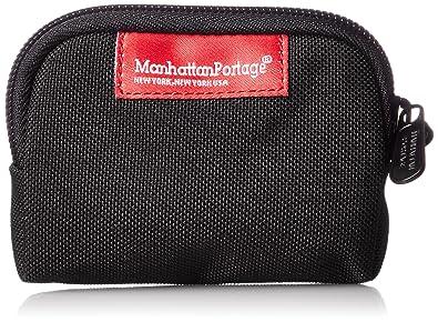 386aa05f23f7 [マンハッタンポーテージ] Manhattan Portage 公式 Coin Purse MP1008 BLK (Black)