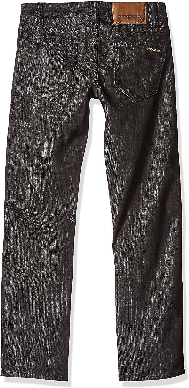 Volcom Big Boys Vorta Form Jeans