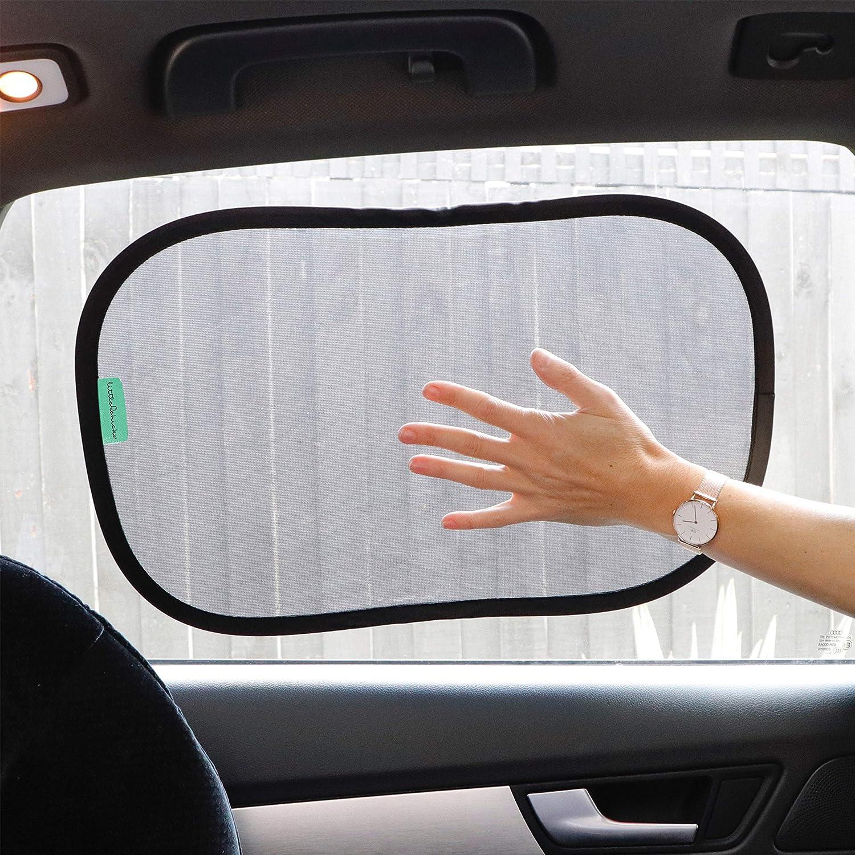 Little Chicks Static Cling Car Window Shades 2 Piece Set