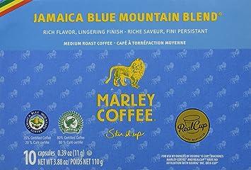 Marley Coffee Smile Jamaica Blue Mountain Blend