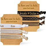 11 Pack Bachelorette Party Bride and Bride Tribe Can Cooler Set INCLUDES 12 MATCHING TEMPORARY TATTOOS Funny Bone Products