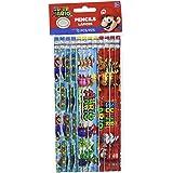 12 crayons surprises de fête - Super Mario Bros