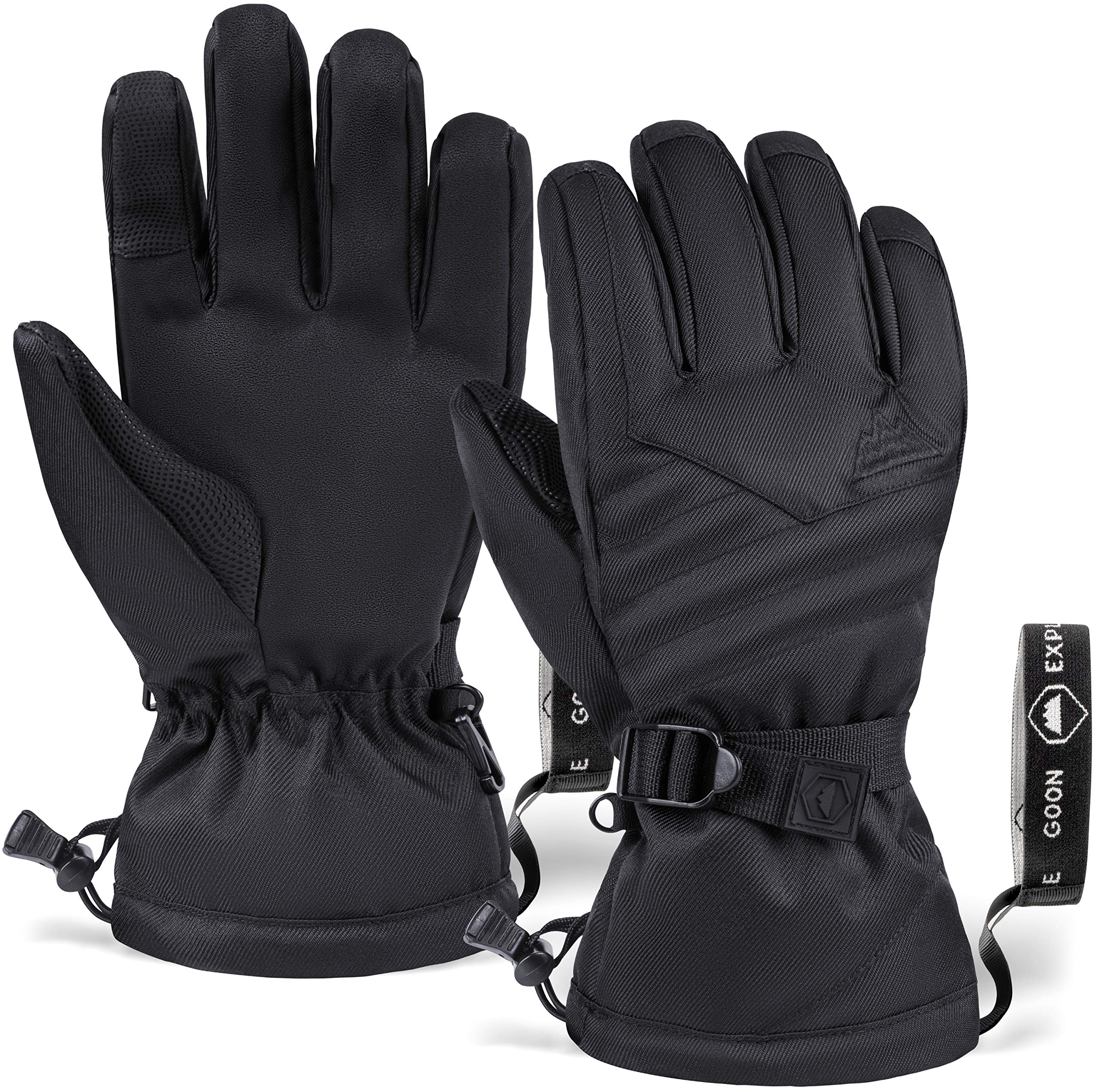 Touch Screen Ski & Snow Gloves