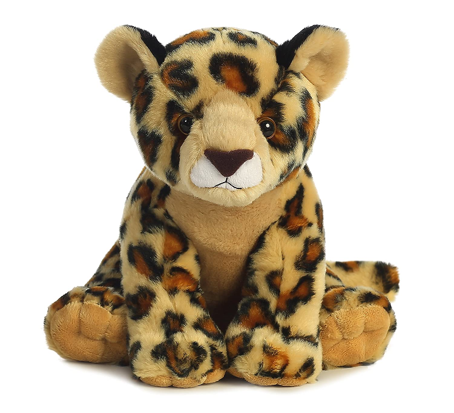 Aurora World Destination Nation Animal Leopard Plush