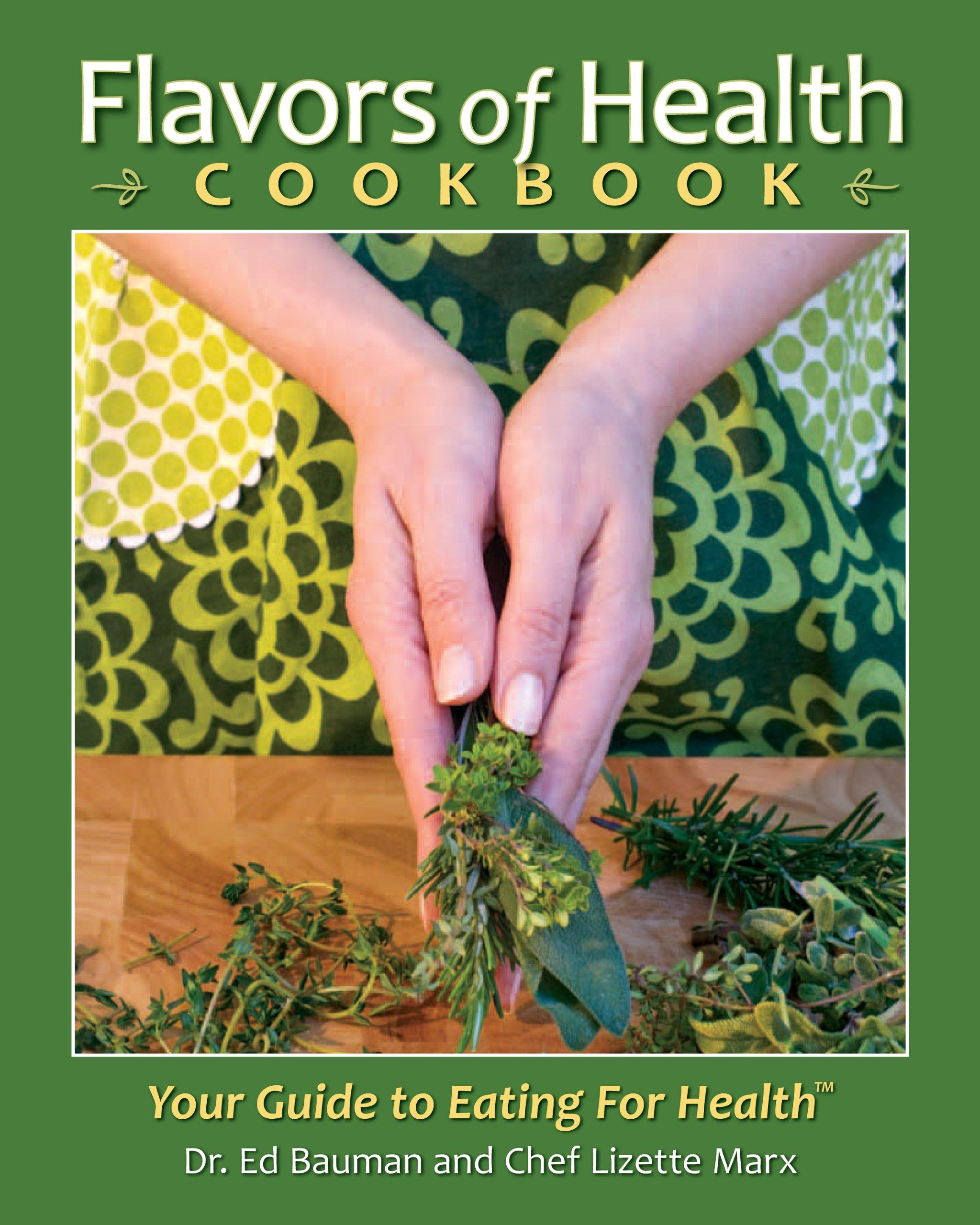 Download Flavors of Health Cookbook ebook