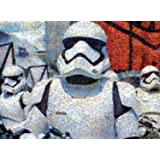 Star Wars - Photomosiac - First Order Storm Troopers - 1000 Piece Jigsaw Puzzle