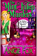 The Mint Julep Murders (Southern Ghost Hunter Mysteries Book 8) Kindle Edition