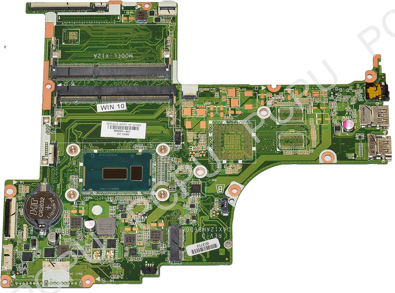 809322-601 HP Pavilion 17-G015DX Laptop Motherboard w/Intel i3-5020U 2.2GHz CPU
