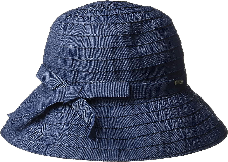 San Diego Hat Company Womens Ribbon Bucket One Size