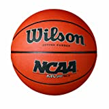 Amazon Price History for:Wilson NCAA MVP Rubber Basketball