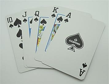 12 Mixed Decks Poker Used Copag Plastic Playing Cards WSOP 2019 50th Anniv