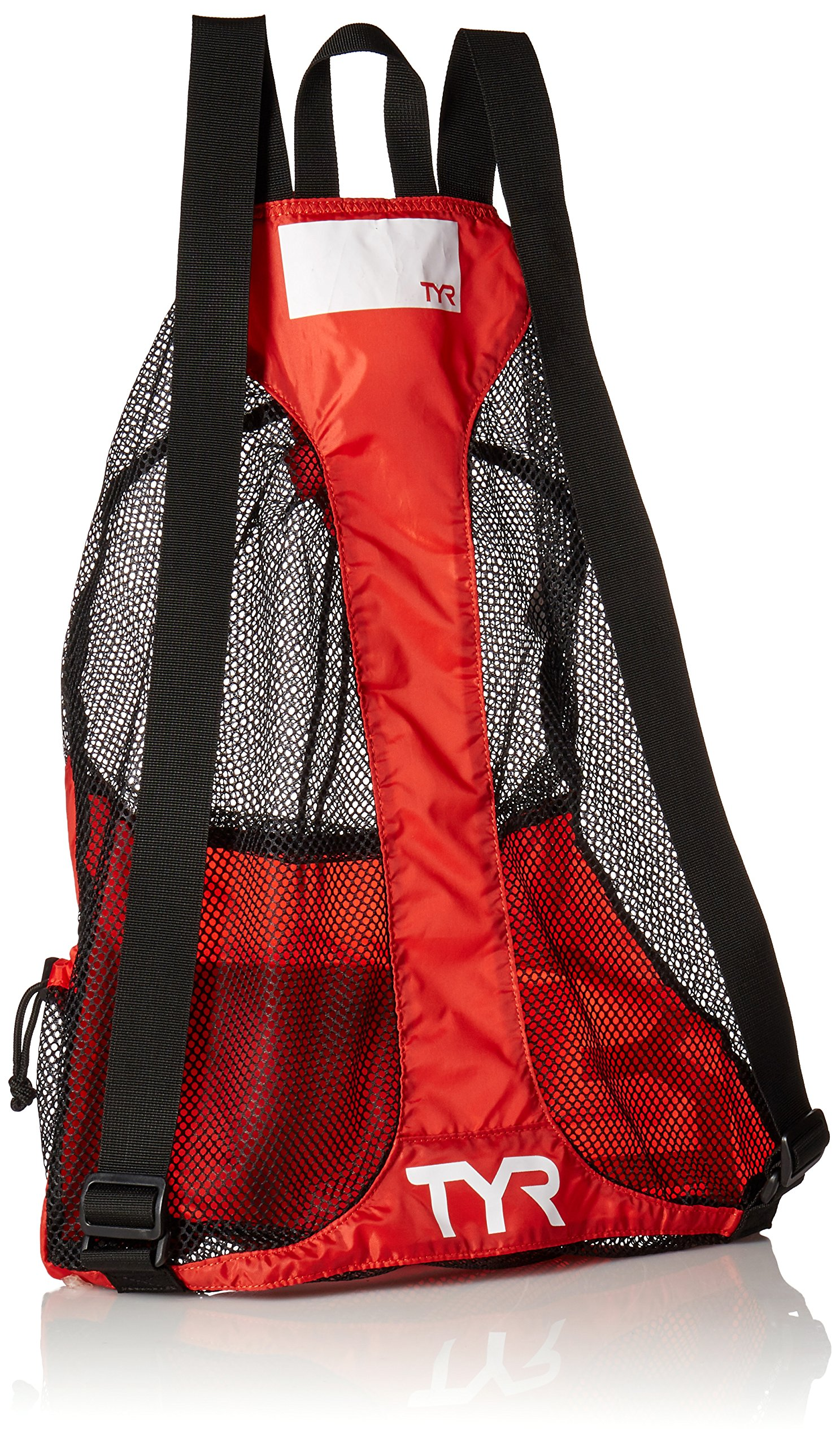 TYR Big Mesh Mummy Backpack, Red, Medium by TYR (Image #2)