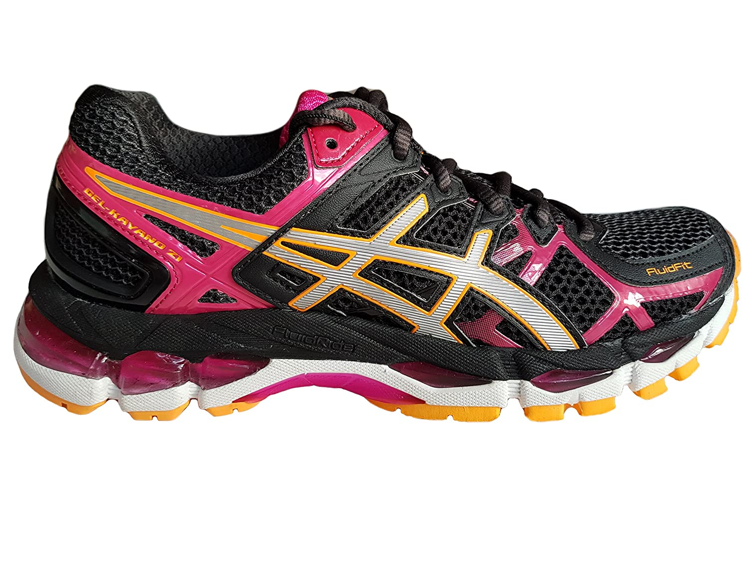 Asics Gel Kayano Womens Raspberry Shoes Running At The And