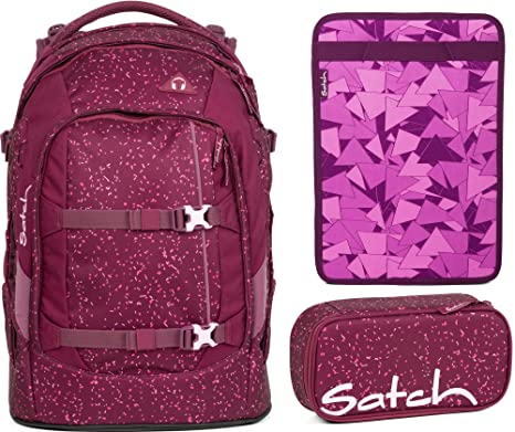 Satch Pack Berry Bash - Set de 3 Mochilas Escolares, Estuche ...