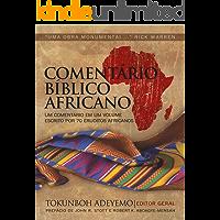 Comentário Bíblico Africano: Uma obra de referência feita por teólogos africanos para o povo africano