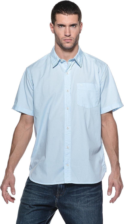 Timberland Camisa Pelham Celeste M: Amazon.es: Ropa y accesorios
