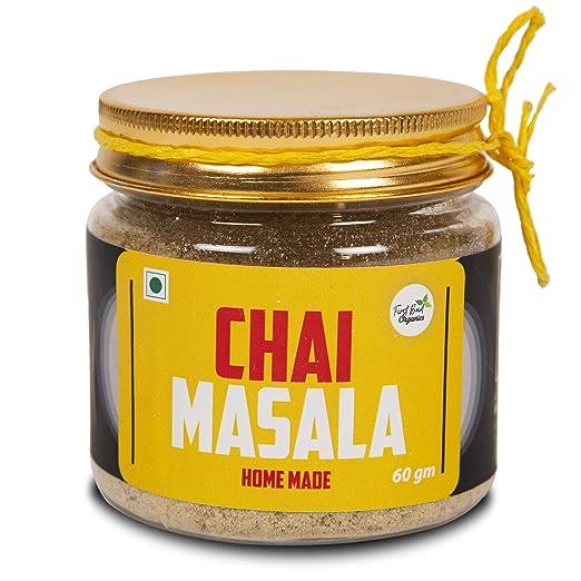 First Bud Organics Homemade Chai Masala (60 Gms)
